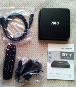 m8 accessories